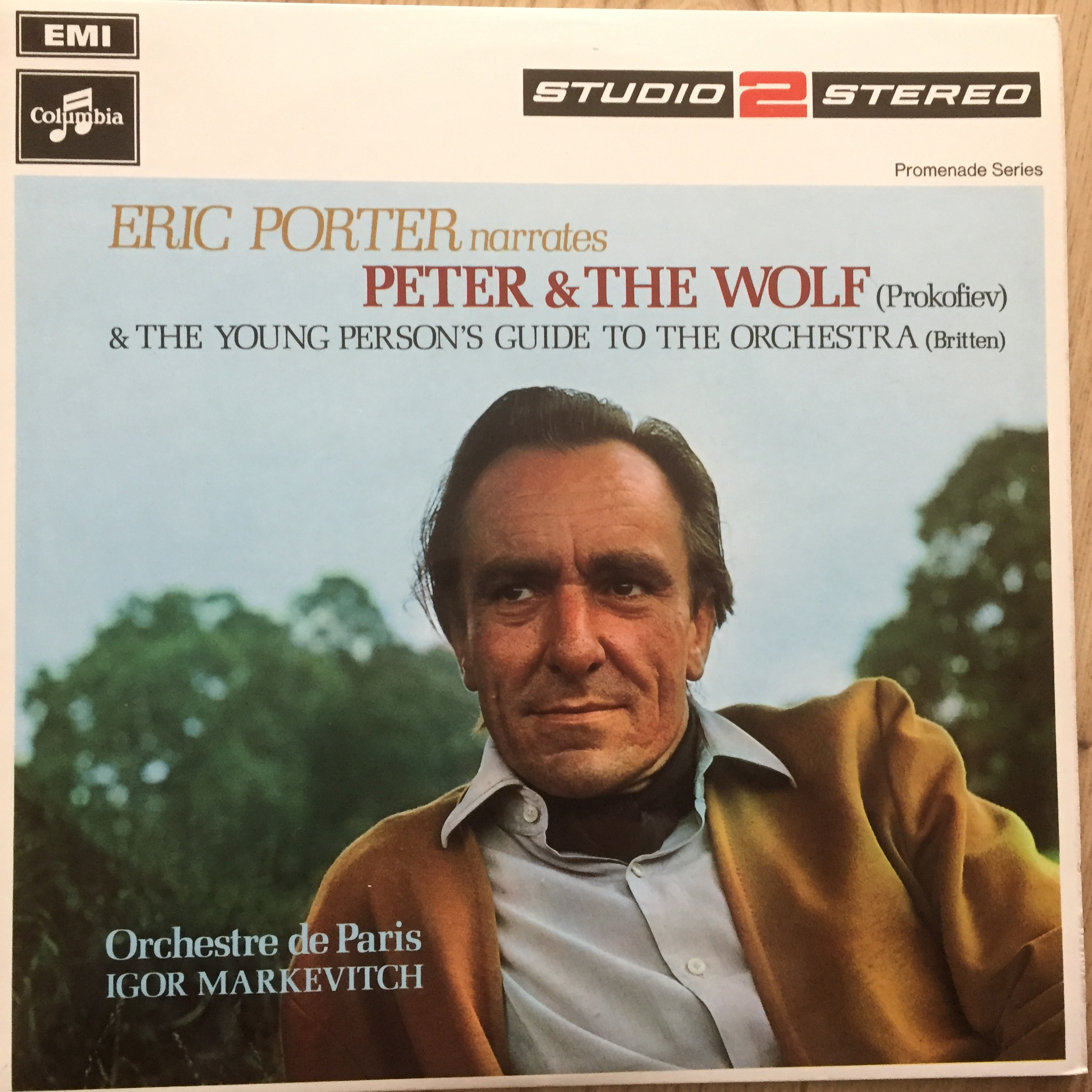 TWO 259 Prokofiev Peter & The Wolf