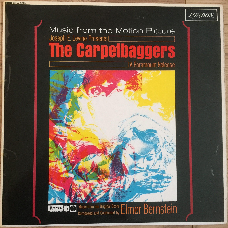 SH-A 8219 The Carpetbaggers / Elmer Bernstein