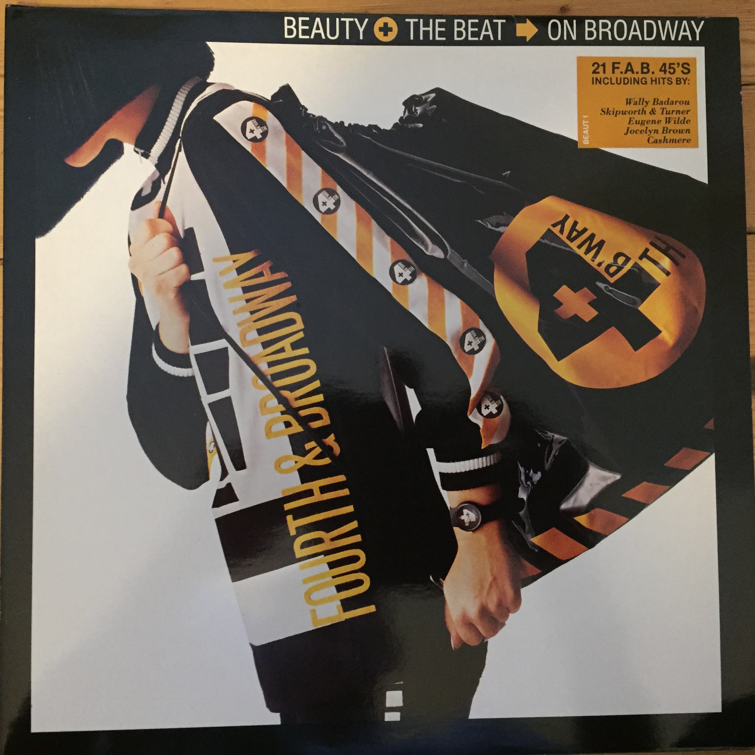 BEAUT 1 Various Artists Beauty The Beat on Broadway