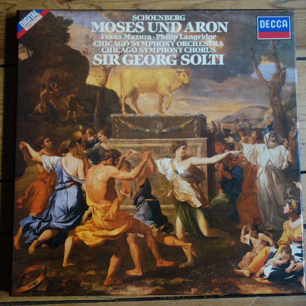414 264-1 Schoenberg Moses und Aron / Solti