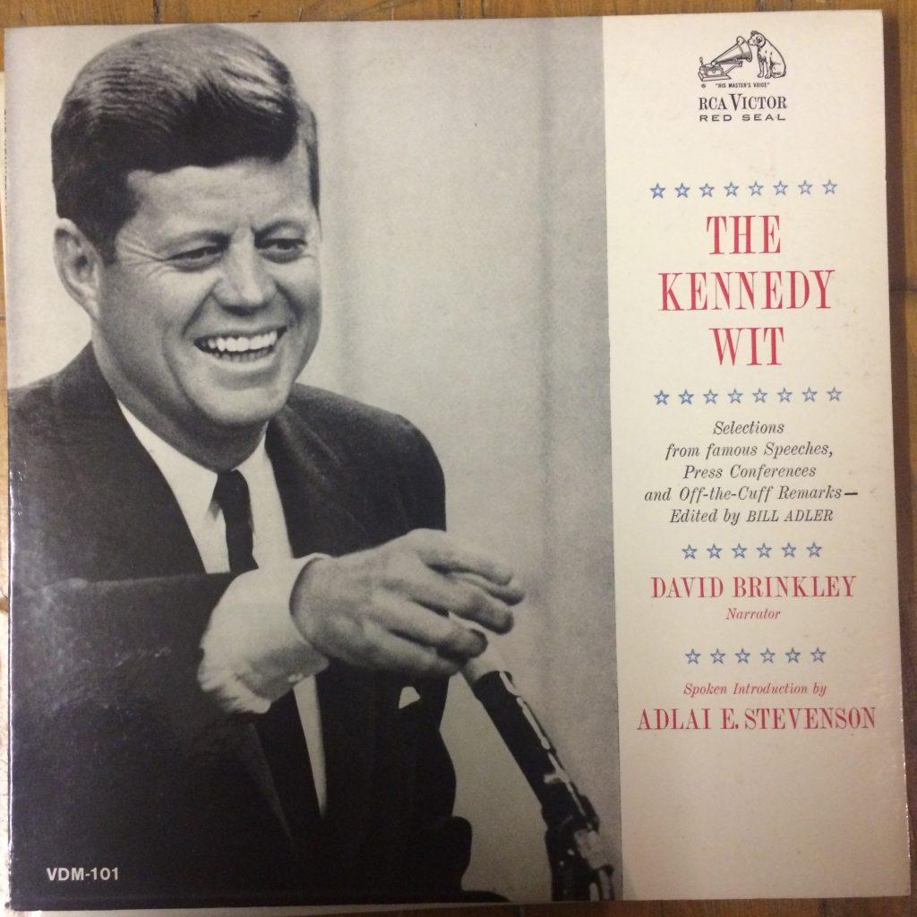 VDM 101 The Kennedy Wit