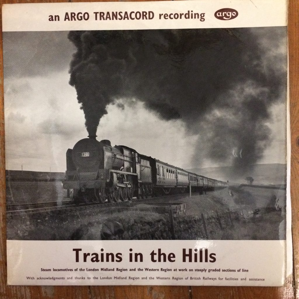 ZDA 22 - Trains in the Hills