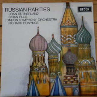 SXL 6406 Russian Rarities Joan Sutherland Osian Ellis LSO Richard Bonynge WB
