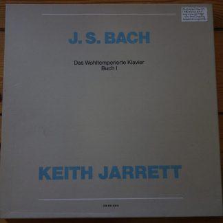 ECM 1262/63 Bach Well-Tempered Klavier / Keith Jarrett
