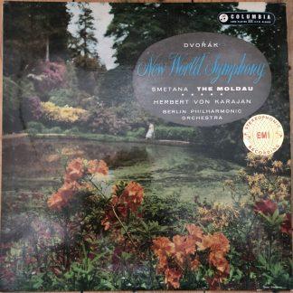 SAX 2275 Dvorak Symphony No. 5 etc. / Karajan / BPO B/S