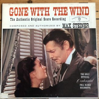 W1322 Max Steiner Gone With The Wind