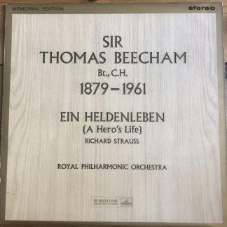 ASD 421 Strauss Ein Heldenleben / Thomas Beecham / RPO W/G