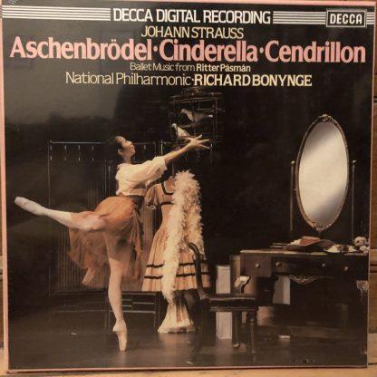 D225D 2 Johann Strauss Cinderella Richard Bonynge