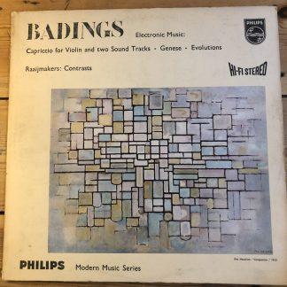 SABL 206 Bading Electronic Music