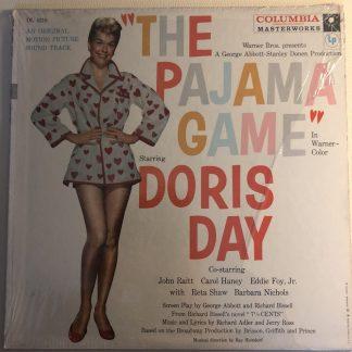 OL 5210 The Pajama Game Doris Day
