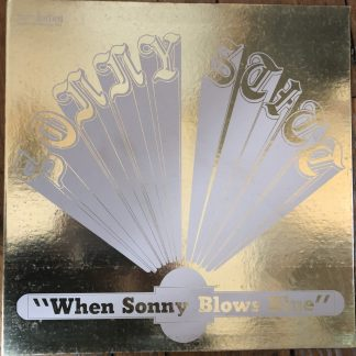 Jamal LPS 5161 Sonny Stitt When Sonny Blows Blue Rare