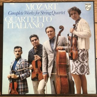 6747 097 Mozart Complete Works