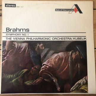 SDD 117 Brahms Symphony No. 1 / Kubelik