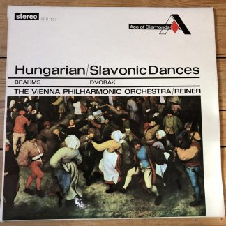 SDD 123 Hungarian / Slavonic Dances / Reiner