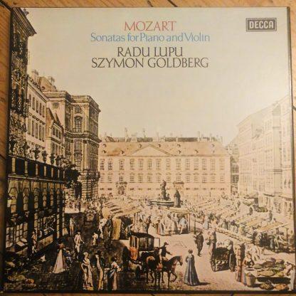 13BB 207/212 Mozart Sonatas For Violin & Piano