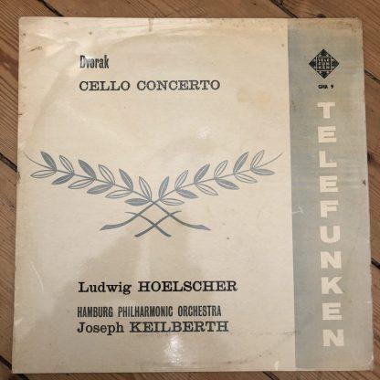 GMA 9 Dvorak Cello Concerto