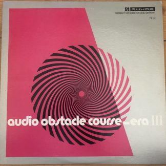 TTR 110 An Audio Obstacle Course