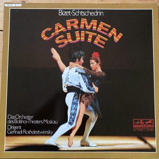 79 639 KR Bizet-Schedrin Carmen Suite / Rosdesvensky