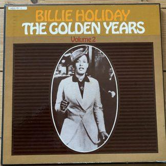 CBS 66301 Billie Holiday Golden Years Volume 2