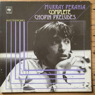CBS 76422 Chopin Complete Preludes