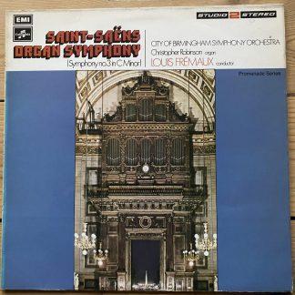 TWO 404 Saint-Saens Organ Symphony / Fremaux HP LIST