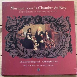 FS 1011/12 Couperin, Leclair etc. Musique Pour La Chambre Du Roy