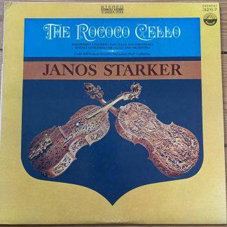 3257 The Rococo Cello / Janos Starker