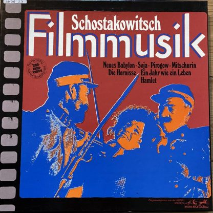28 665 XHK Shostakovich Film Music / M. Shostakovich