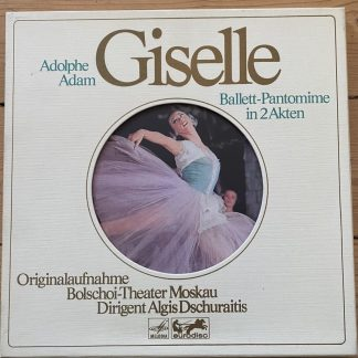 85 300 XDK Adam Gisell / Dschuraitis / Bolshoi Theatre