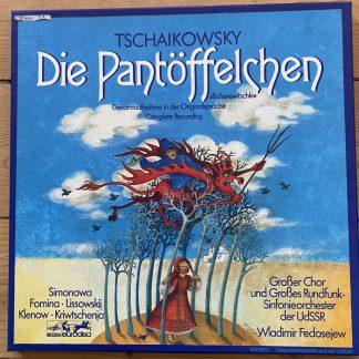 300 373-440 Tchaikovsky Die Pantöffelshen