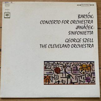 MS 6815 Bártok Concerto For Orchestra