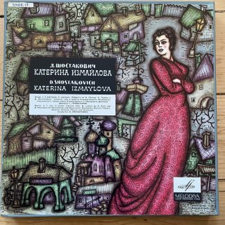 33C0871-78 Shostakovich Katerina Izmaylova / Provatorov
