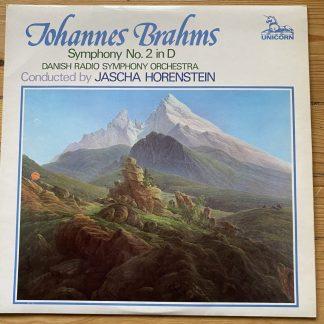 UNS 236 Brahms Symphony No. 2 / Horenstein