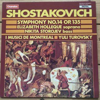 ABRD 1232 Shostakovich Symphony No. 14
