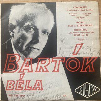 HLP SZK 3509 Bartók Contrasts etc.