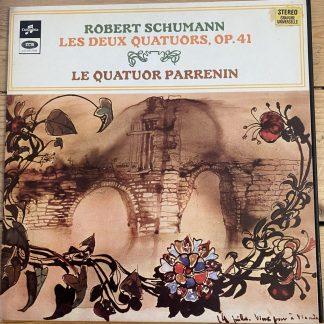 CCA 1083 Schumann The 2 String Quartets Op. 41