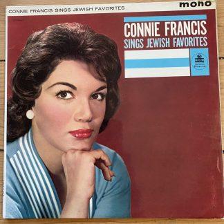 MGM-C-845 Connie Francis Sings Jewish Favorites