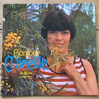 79 389 Mireille Mathieu - Bonjour Mireille