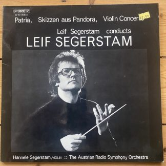 BIS-LP-84 Leif Segerstam Conducts Leif Segerstam