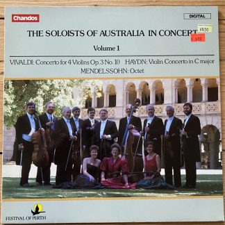 ABRD 1198 Vivaldi Concerto for 4 Violins
