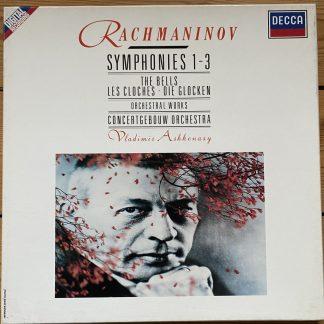 417 433-1 Rachmaninov Symphonies 1-3, etc.
