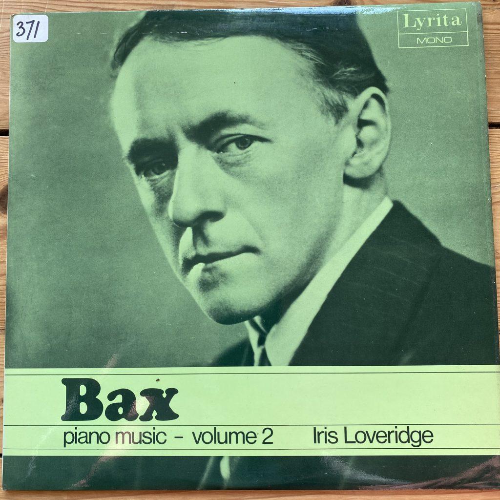 RCS 11 Bax Piano Music Vol 2 / Iris Loveridge