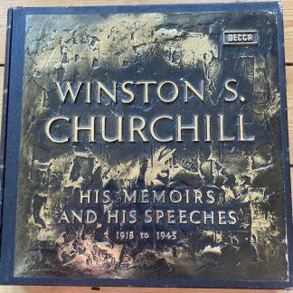 WSC -12 Winston Churchill - His Memoirs And His Speeches