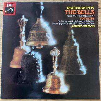 ASD 3284 Rachmaninov The Bells / Vocalise / Previn / LSO HP LIST
