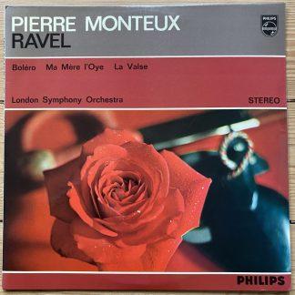 SAL 3500 Ravel Bolero etc. / Monteux / LSO HI-FI STEREO