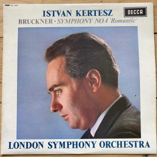 SXL 6227 Bruckner Symphony No. 4 'Romantic' / Kertesz W