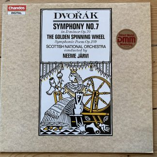 ABRD 1211 Dvorak Symphony No. 7 / Golden Spinning Wheel