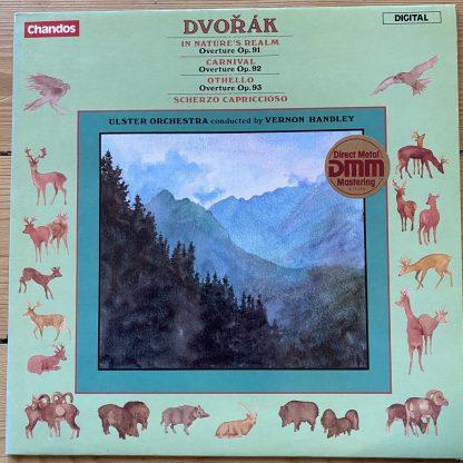 ABRD 1163 Dvorak In Nature's Realm, Carnival Overtures etc