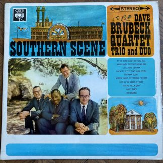 SBRG 62069 Dave Brubeck Quartet Trio & Duo - Southern Scene