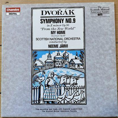 ABRD 1220 Dvorak Symphony No. 9 / My Home / Järvi / SNO